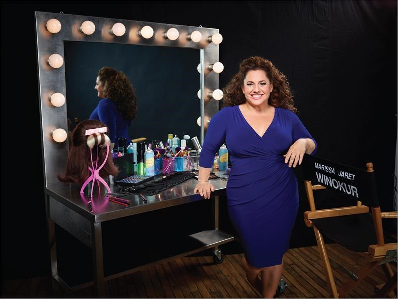 """Marissa Jaret Winokur, Actress, Broadway Star and Tony Award-Winner, Featured in New """"Think About th"""