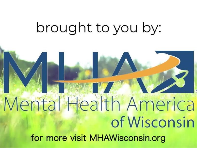 Mental Health America of Wisconsin PSA