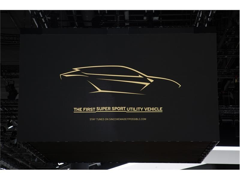 The Launch of the Lamborghini Urus: the Countdown Begins…