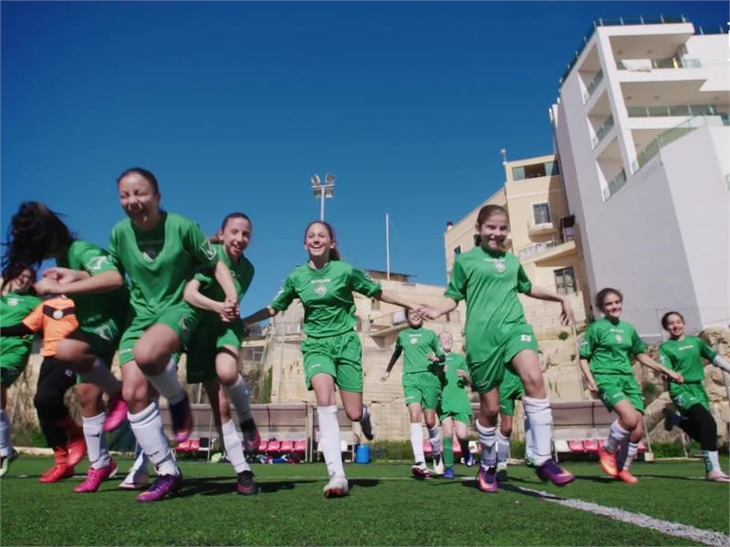 International Women's Day: Boosting the women's game in Malta