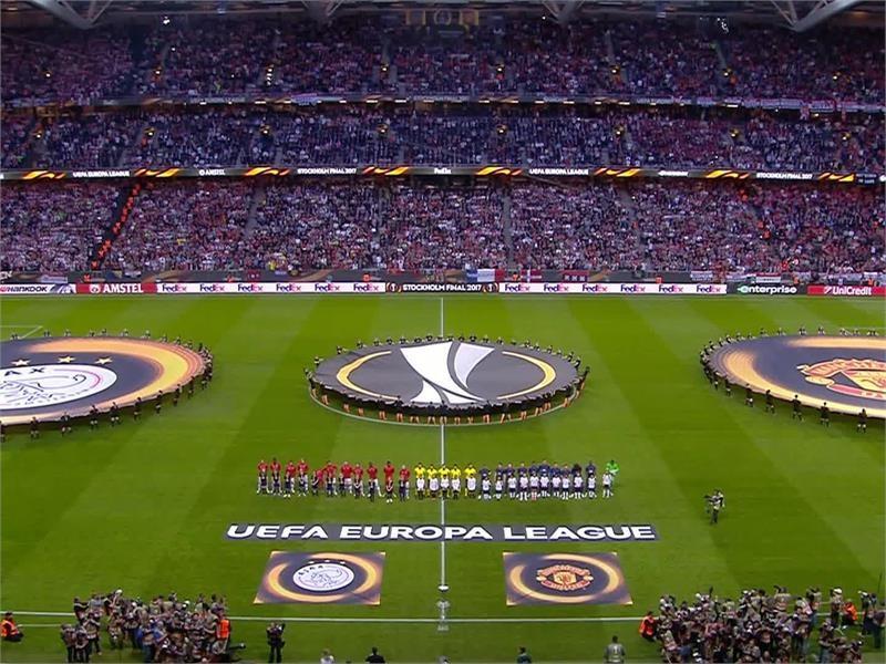 UEFA Europa League Dream for Local Children