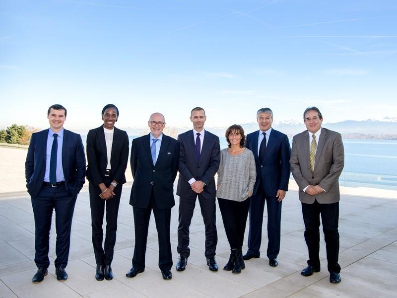 Aleksander Čeferin Becomes Chairman of The UEFA Foundation For Children
