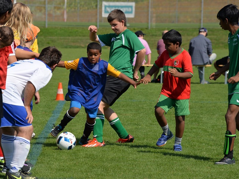 UEFA Foundation for Children and Swiss Football Association Pledge Support for Plusport