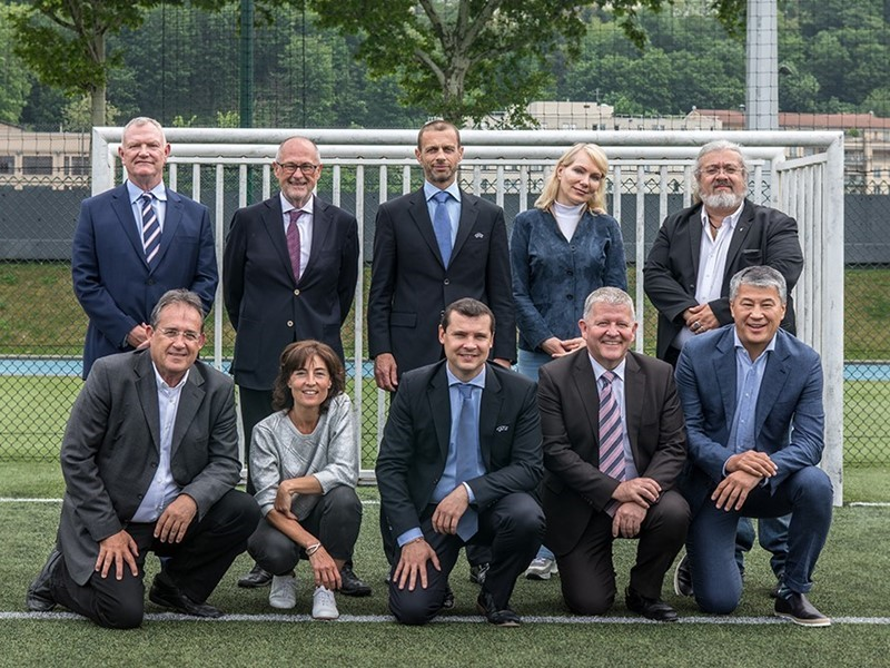 Winners of 2018 UEFA Foundation for Children Awards Announced