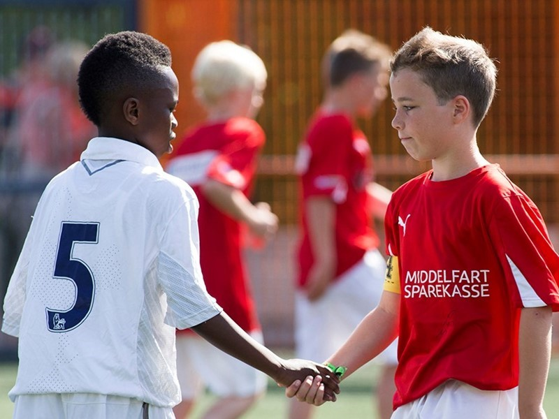 UEFA Foundation for Children launches 2018 call for projects