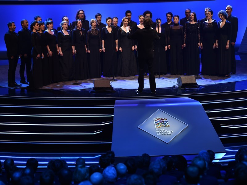 The story behind the UEFA Nations League anthem