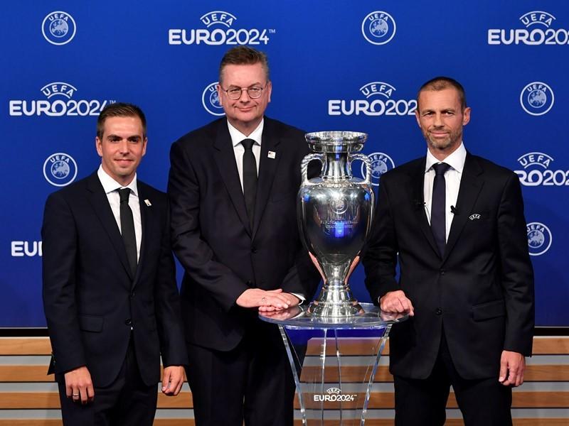 Germany to host UEFA EURO 2024