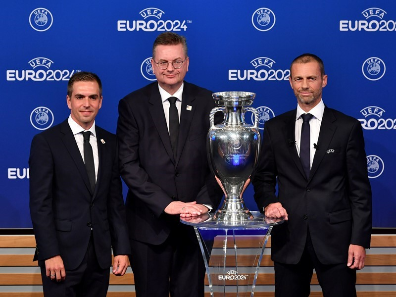 Germany to host UEFA EURO 2024