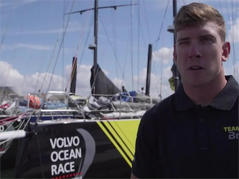VNR Alert: America's Cup hero Peter Burling steps up to new sporting competition