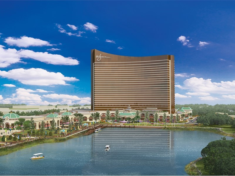 Wynn Promotes Diversity Opportunities In Meeting With Minority Contractors & Architects