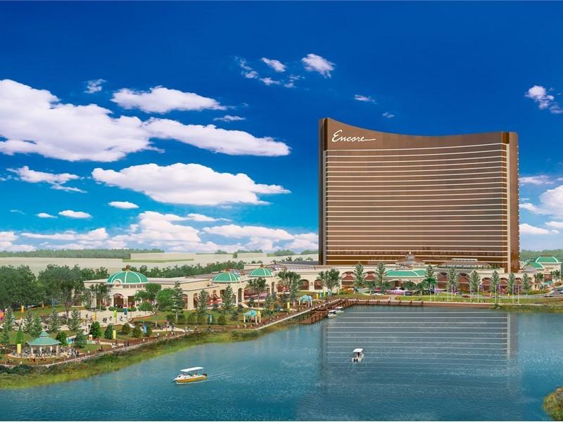 Encore Boston HarborIs New Name For Local Gaming Resort