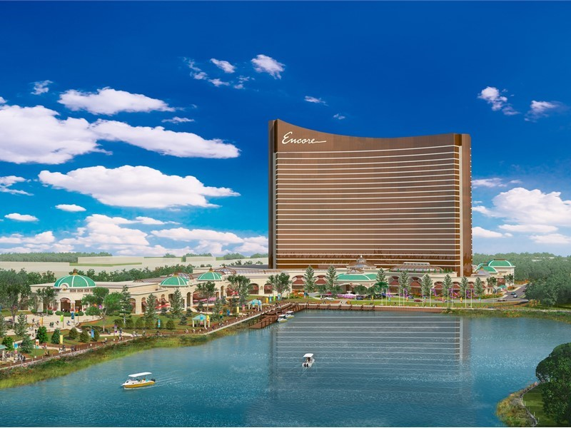 Encore Boston Harbor Is New Name For Local Gaming Resort