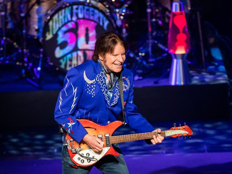 "John Fogerty Extends ""My 50 Year Trip"" Headlining Engagement  with Additional Performances at Wynn L"
