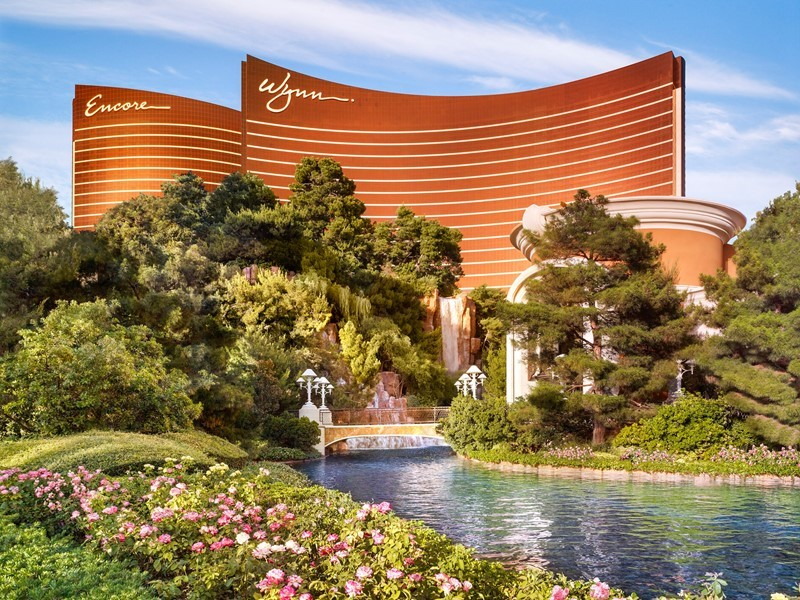 Wynn Las Vegas and Encore Named the Two Highest Rated Casinos in the United States