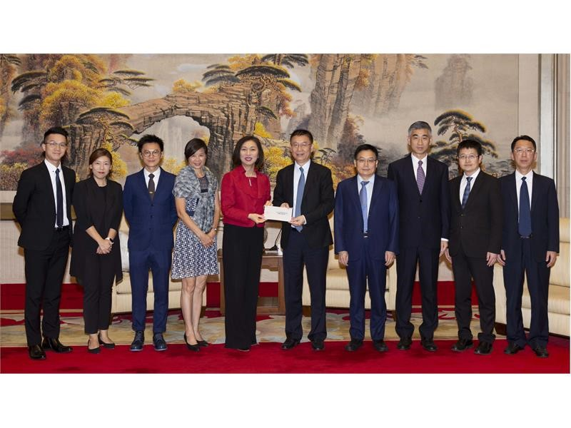 Wynn makes donation to support poverty alleviation in Congjiang initiated by the Macao SAR Governmen