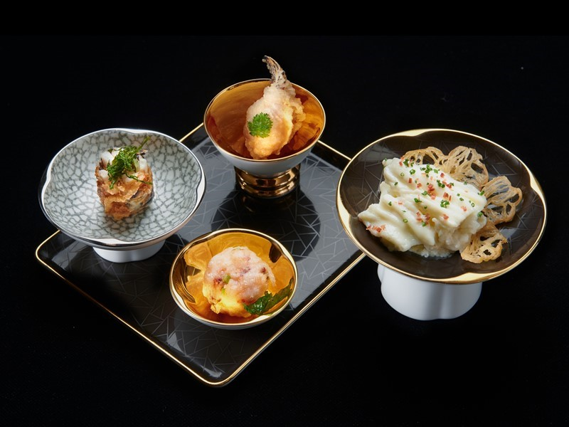 "Wynn Honors China's Culinary Heritage, Wing Lei Palace Presents ""Ruyi Gastronomy Experience: Redisco"