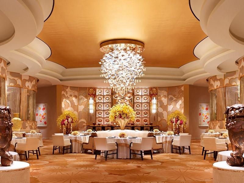 Sichuan Moon at Wynn Palace is the Only Restaurant in Macau Ranked Top 20 by T. Dining Best Restaura