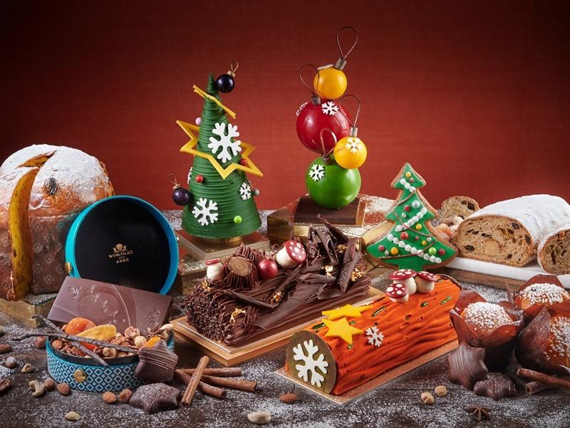 於永利盡享節日美饌及水療禮遇 歡慶聖誕除夕佳節