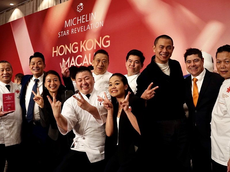 Sichuan Moon at Wynn Palace Earns a Coveted Two-Stars from Michelin