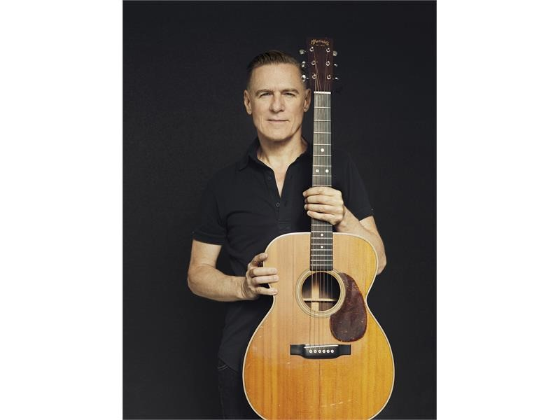 "Singer-Songwriter Bryan Adams Makes Wynn Las Vegas Debut  with ""Shine A Light"" Tour, April 2020"