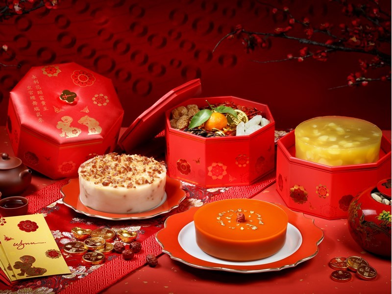Usher in a Prosperous Chinese New Year at Wynn