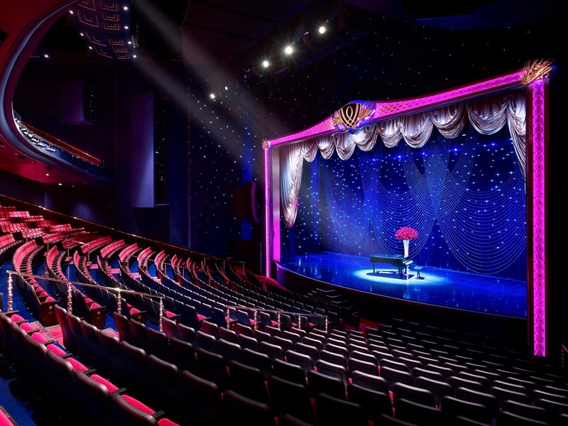 "Wynn Las Vegas' Encore Theater Propels Into the ""Top 10"" of Billboard Magazine's Highest Grossing Ve"