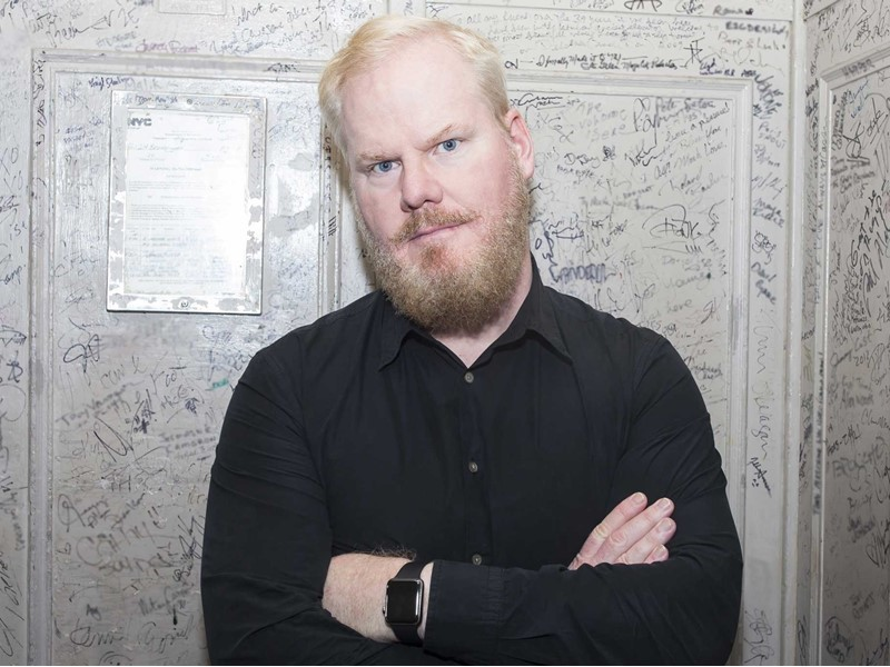 "Wynn Las Vegas Welcomes Back Comedian Jim Gaffigan with  All New ""The Pale Tourist"" World Tour, June"