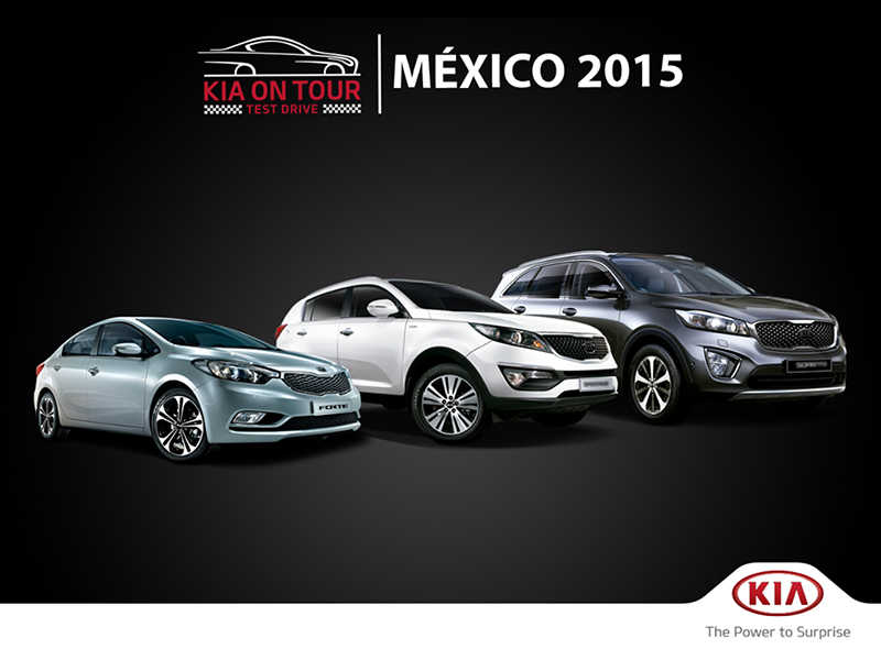 Kia Motors holds official brand launch ceremony in Mexico