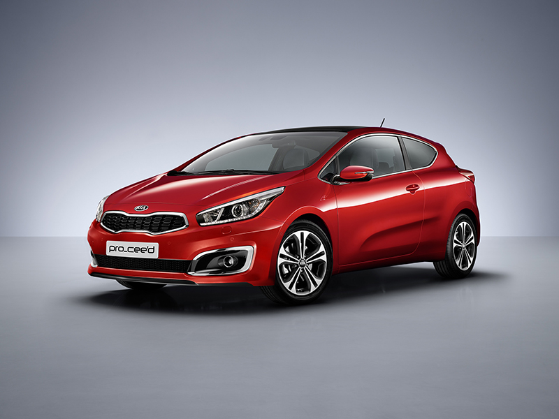 Major upgrade for Kia cee'd