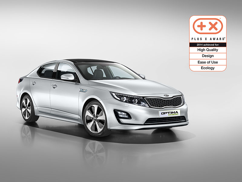 Optima Hybrid awarded major German innovation prize