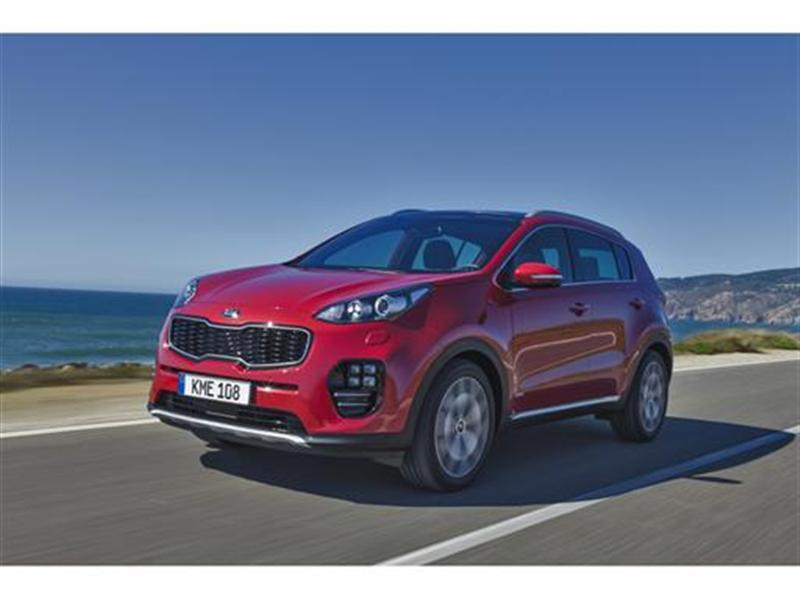 Kia unveils all-new Sportage and Optima at 2015 Frankfurt International Motor Show
