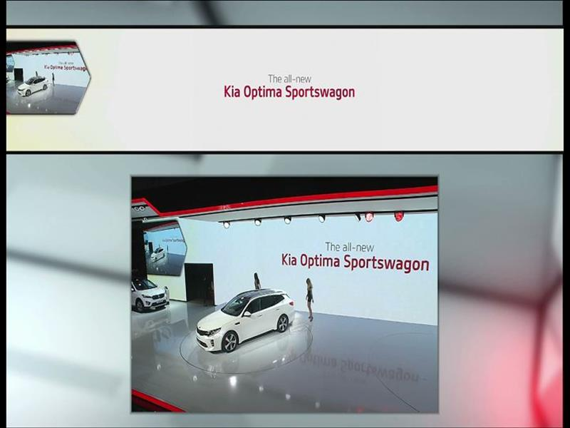 Kia Motors reveals three new models for Europe at the 2016 Geneva International Motor Show