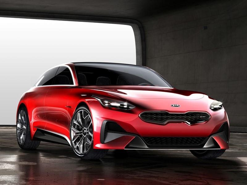 Kia Proceed Concept Revealed Ahead of Frankfurt World Debut