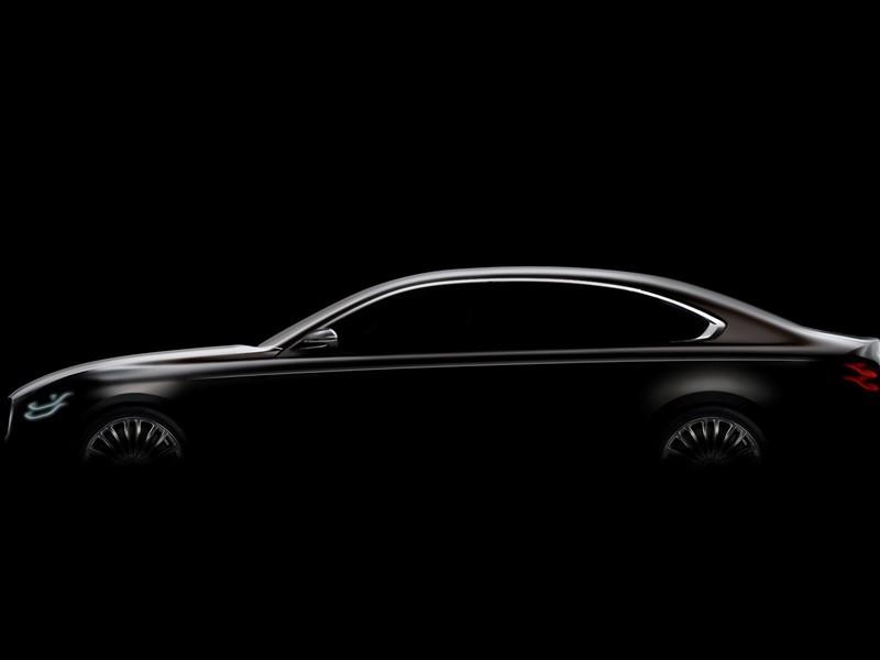 Kia previews second-generation K900