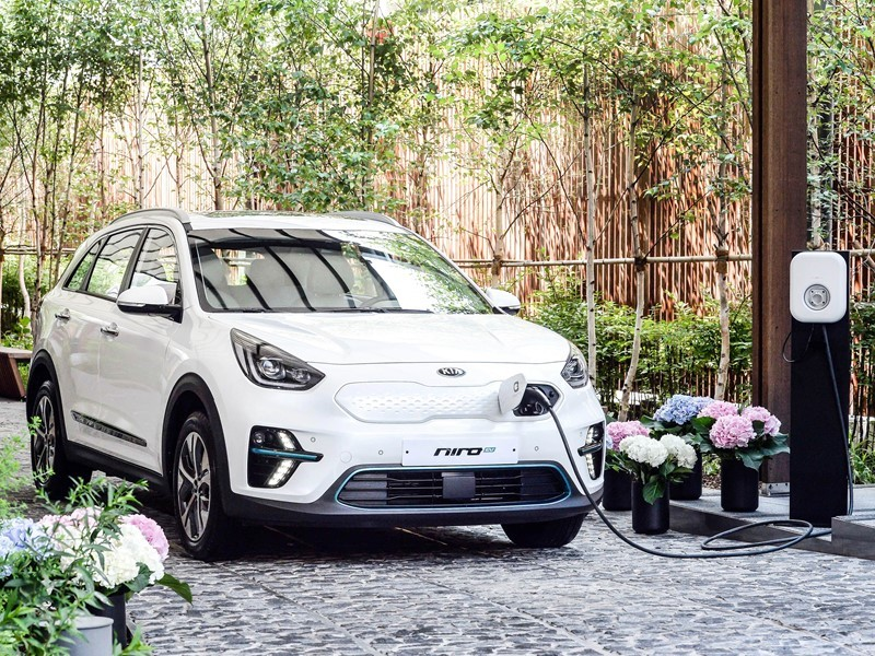 All-electric Kia Niro EV crossover now on sale in Korea