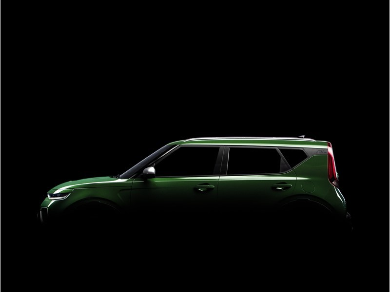 New technologies and more choice for new Kia Soul