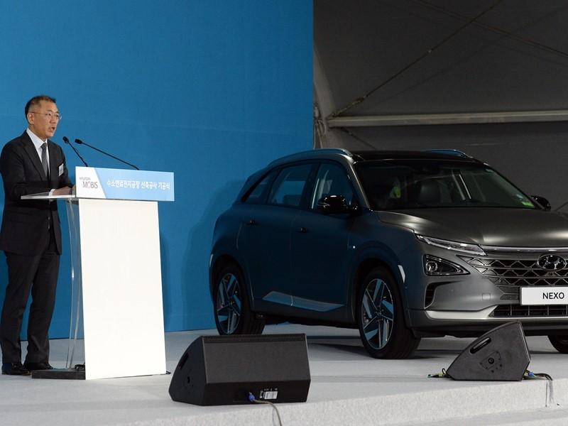 Hyundai Motor Group Reveals 「FCEV Vision 2030」
