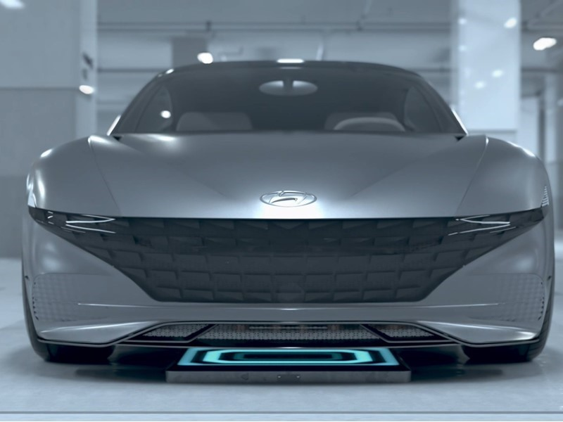 Hyundai Motor Group Unveils Innovative Electric Vehicle Charging and Automated Parking Systems Conce