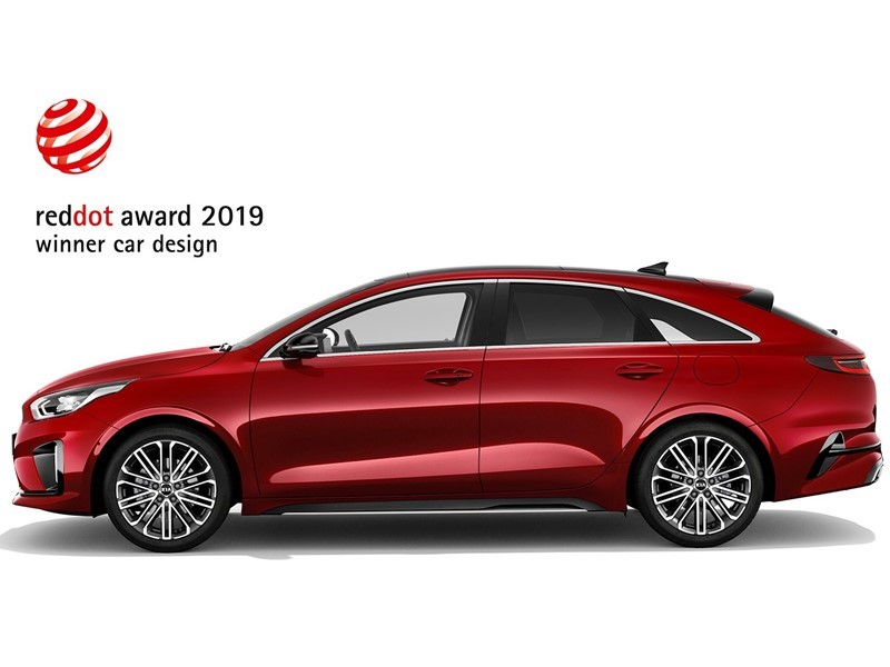 2019 Red Dot Awards: another triple triumph for Kia design