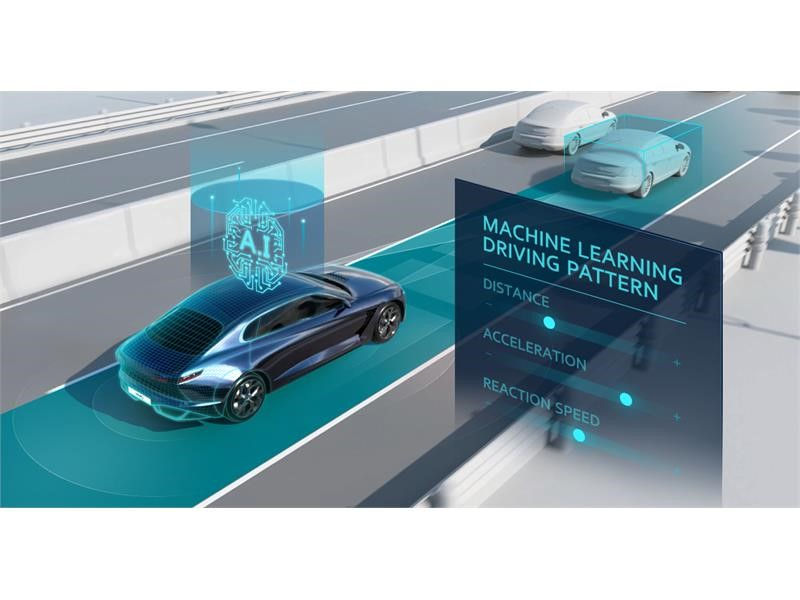 Hyundai Motor Group Develops World's First Machine Learning based Smart Cruise Control (SCC-ML) Tech