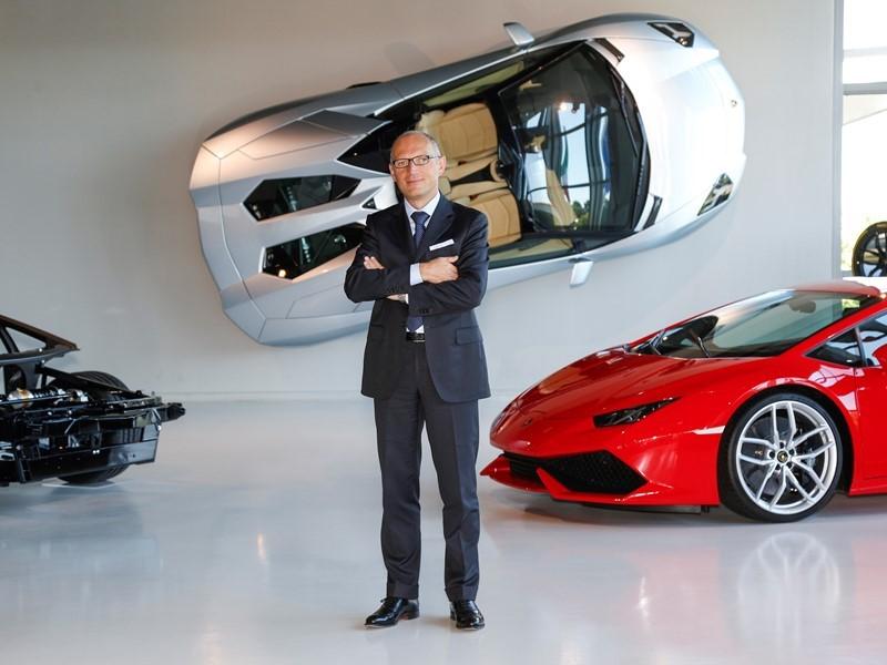 Paolo Poma neuer CFO von Automobili Lamborghini