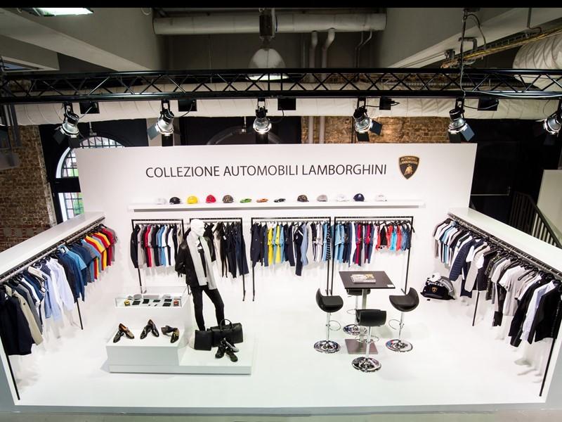 Collezione Automobili Lamborghini bei der Premium Berlin 2017