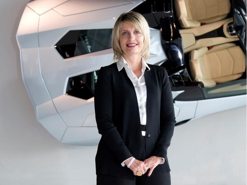 Katia Bassi entra in Automobili Lamborghini come Chief Marketing Officer e membro del Management Boa