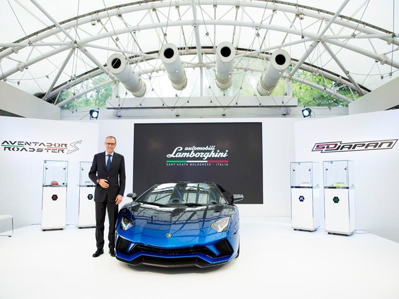 A Tokyo il Lamborghini Day 2017 per festeggiare  il 50° Anniversario in Giappone