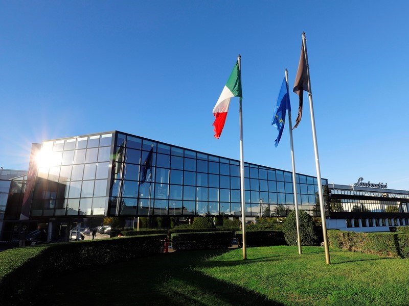 Automobili Lamborghini è Top Employer Italia
