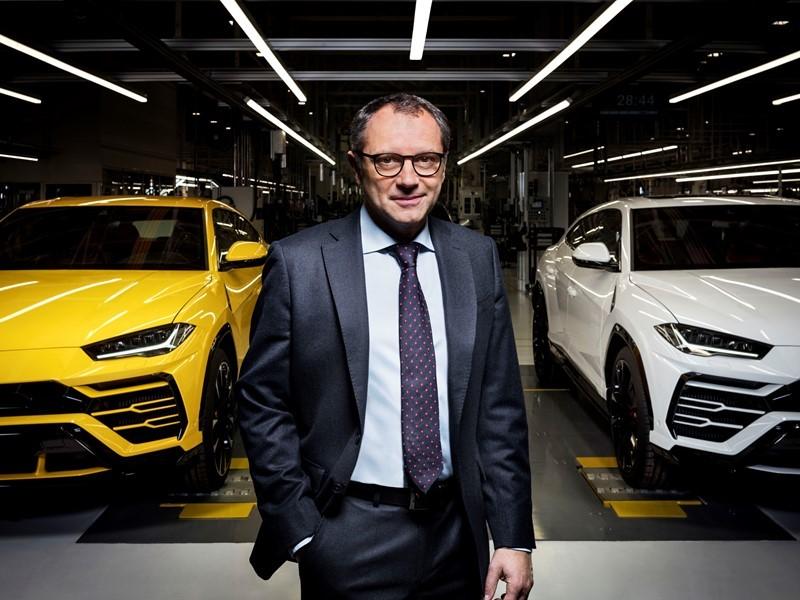 Automobili Lamborghini crosses billion Euro turnover threshold