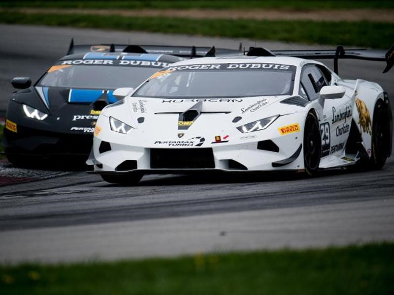 Lamborghini Super Trofeo North America: Mid-Ohio Weekend Recap