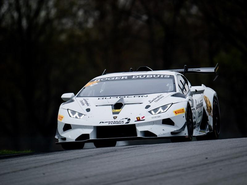 Lamborghini Super Trofeo North America Returns to Action at Watkins Glen International