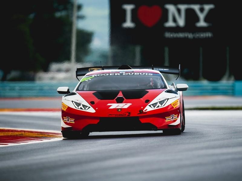 Lamborghini Super Trofeo North America Practice Report for June 28 from Watkins Glen International