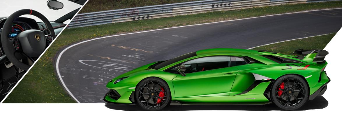 Lamborghini Aventador - SVJ